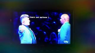 Alan Thicke on Celebrity Family Feud