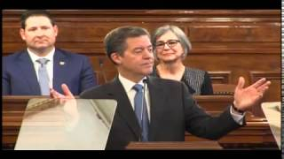 2018 State of the State - Governor Sam Brownback
