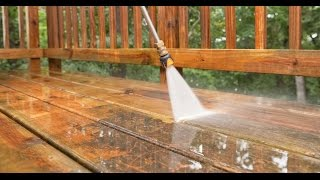 The World Most Satisfying Pressure Washing Video