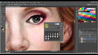 Jessica Chastain Photoshop Makeover
