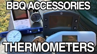 BBQ Accessories - Thermometers / New ThermoWorks Smoke