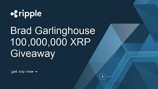 🔴LIVE XRP Ripple 7th Anniversary with CEO Brad Garlinghouse!