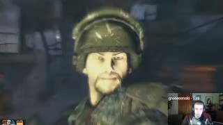 Sodapoppin plays: Metro 2033 (full playthrough)