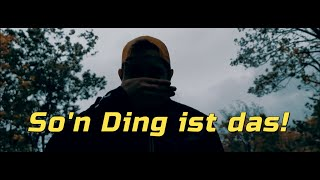 RayMan - So'n Ding is das //prod. by art.tour