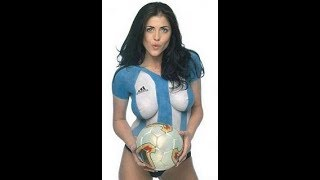 fifa body painting