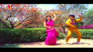 Donga Alludu Telugu Movie Songs | Chandamama Video Song | Suman, Soundarya | V9videos