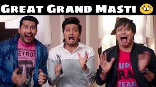 Great Grand Masti_comedy_scene_with_ghost__Bollywood funny scenes ★Grand Masti★