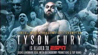 THE RELAY: Fury joins Toprank, wilder rematch is Off!! McCaskill returns, Usyk vs Povetkin