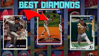 TOP TEN TEAM AFFINITY DIAMONDS!!!! / MLB THE SHOW 19 DIAMOND DYNASTY