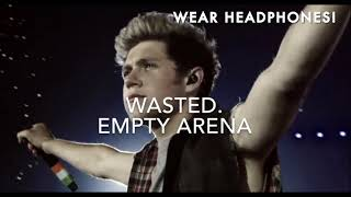 Niall Horan Wasted | Empty Arena