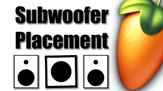 How to place a SUBWOOFER in 1 MINUTE