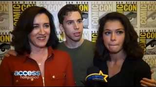 Orphan Black Cast SDCC 14