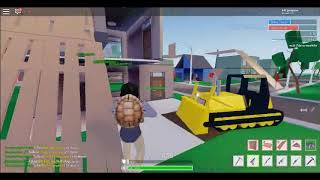 Playing Roblox Explosive Crossbow Strucid