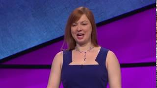 Jeopardy! February 21, 2019 | Jeopardy 2-21-2019