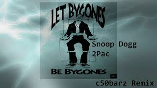 Snoop Dogg & 2Pac - Let Bygones Be Bygones {Snoop Ain't Mad At Cha'}  c50barz REMIX