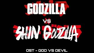"Godzilla vs Shin Godzilla Official Non-profit Fan Film Soundtrack OST - ""God vs Devil"" 1.5 ver"