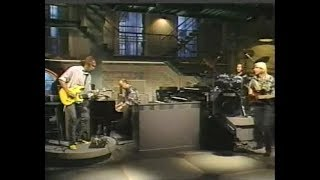 """World's Most Dangerous Band, """"Brown Sugar"""" on Late Night, August 2, 1991 (st.)"""