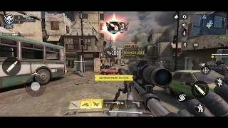 Call Of Duty Mobile Multiplayer Gameplay - Sniper is a Newbie's Best Friend- Hindi #3