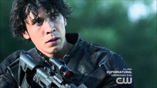 Bellamy and Clarke//As long as you love me