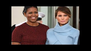 Vanity fair outrage: michelle obama, not melania trump, makes international best dressed list and p