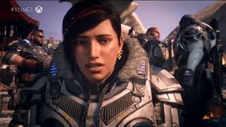GEARS 5   Reveal Gameplay & Story Trailer E3 2018