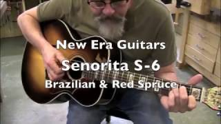 New Era Guitars - Senorita S-6