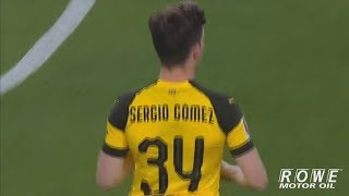 Sergio Gomez vs. Los Angeles FC (23/05/2018) HD 720p by BBL Edit 09