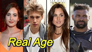Real Age of The Shannara Chronicles Actors