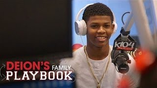 The Public Reacts to Shilo's Song Live On-Air | Deion's Family Playbook | Oprah Winfrey Network