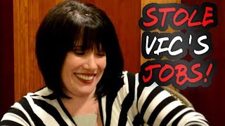 Monica Rial Voice of Bulma Lies on Vic Mignogna To GET HIS JOBS!