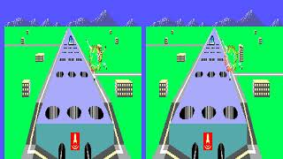 Missile Defense 3-D (SMS) - perfect game
