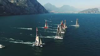 Best shots from the GC32 Riva Cup