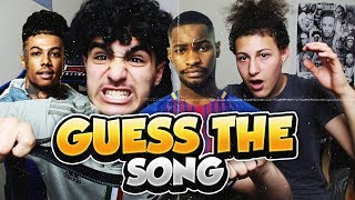 THINK OF THE SONG CHALLENGE! ft Blueface & Dave (FORFEIT)