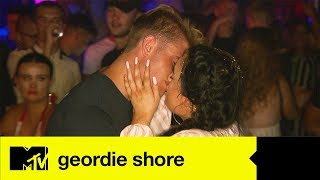 Faith Necks On With An Absolute Worldie After A Radge Pulling Technique | Geordie Shore 18