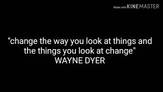 7 Best Quotes about CHANGE