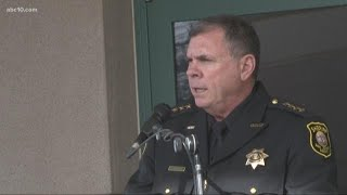 Pat Withrow sworn in as new San Joaquin County Sheriff