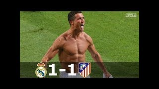 LIVE: Real Madrid vs Atletico Madrid 1-1 pen 5-3 UCL Final 2016 Highlights English Commentary HD