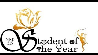 Student of The Year Activity 2017
