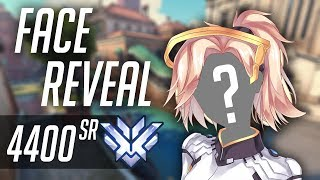 Face Reveal - Mercy Gameplay