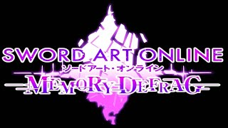 SWORD ART ONLINE Memory Defrag OST ● Title - Opening Boss (SAO Video Game Music Soundtrack)