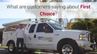 First Choice AC Heating Reviews in Palm Springs