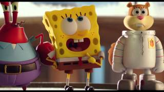 SpongeBob: Sponge Out Of Water - Hilarious