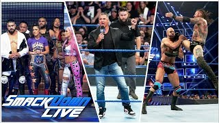 WWE Smackdown Highlights 16th July 2019 HD - WWE Smackdown Live Highlight 07/16/19 HD