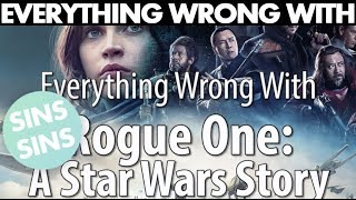 """Everything Wrong With """"Everything Wrong With Rogue One: A Star Wars Story"""""""