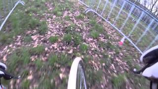 20140122 Trainingsparcours WK Cyclocross 2014
