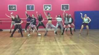 NASTY FREESTYLE   T Wayne Dance Choreography   Courtney Jaros   Adrenaline Dance Studio