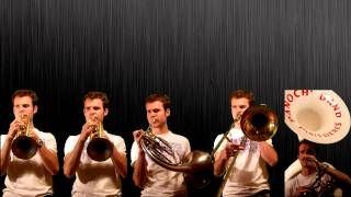 Carol of the Bells - brass quintet