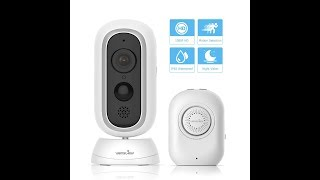 Best 3 Wansivew Wireless Security Camera HD Indoor Battery Powered for home of 2019