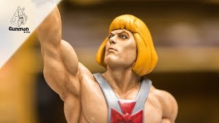 He-Man Resin Statue 1/6 scale