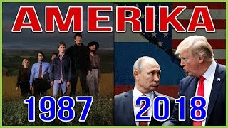 Making The 1987 Amerika The TV Miniseries Great Again In 2018